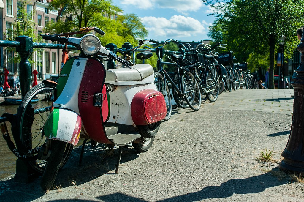Italy in Amsterdam