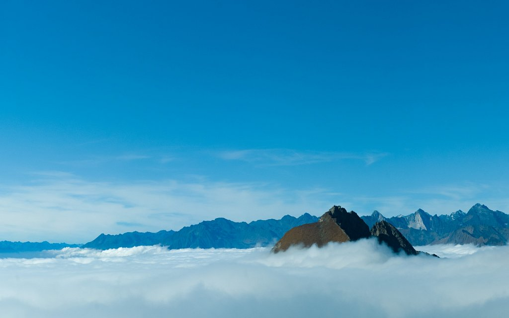 Above the Clouds IV