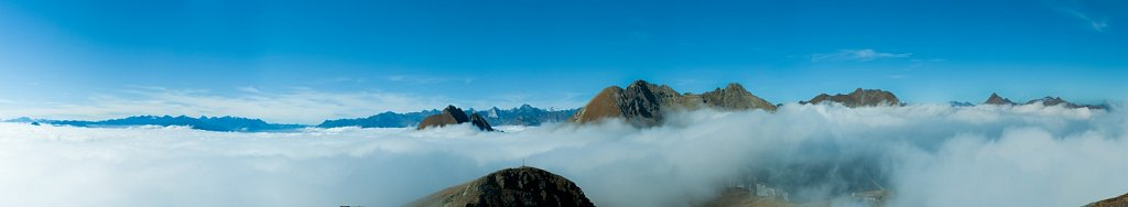 Above the Clouds V
